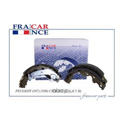 Колодки тормозные барабанные задние (Francecar) FCR30B059