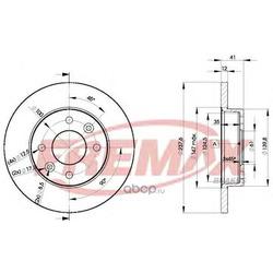 Тормозной диск (FREMAX) BD4705