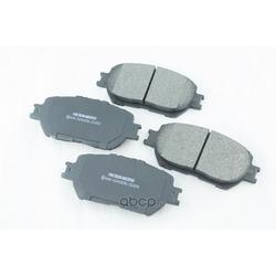 Колодки тормозные дисковые (Friction Master) MKD908
