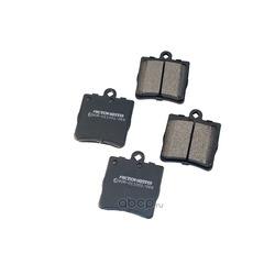 Дисковые тормозные колодки (Friction Master) MKD779