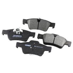 Дисковые тормозные колодки (Friction Master) MKD1122