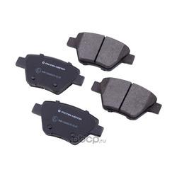 Дисковые тормозные колодки (Friction Master) MKD1456