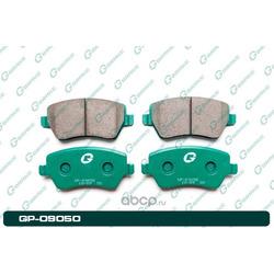 Колодки тормозные (GBRAKE) GP09050