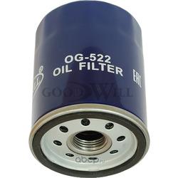 Фильтр масляный двигателя (Goodwill) OG5222