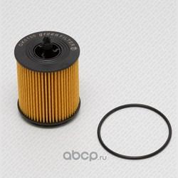 Фильтр масляный (Green Filter) OK0155