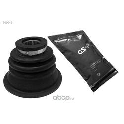 Комплект пылника, приводной вал (GSP) 760042