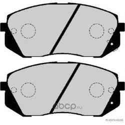 Комплект тормозных колодок, дисковый тормоз (H+B Jakoparts) J3600338