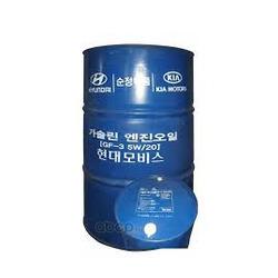 Масло моторное полусинтетика 10W-40 20 л. (Hyundai-KIA) 0520048CA0