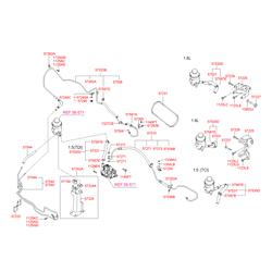 Приводной ремень l=65см (Hyundai-KIA) S5723129100