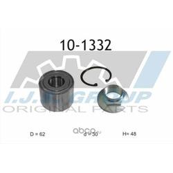 Комплект подшипника ступицы колеса (IJS) 101332