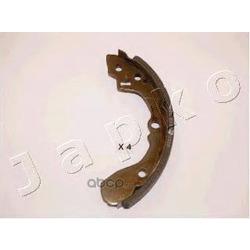 Комплект тормозных колодок (JAPKO) 55K07