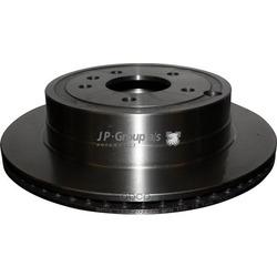 Тормозной диск (JP Group) 1263202400
