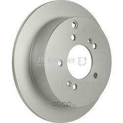 Тормозной диск (JP Group) 3563200100