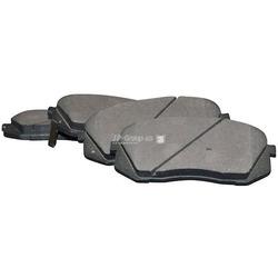 Комплект тормозных колодок, дисковый тормоз (JP Group) 3663600710
