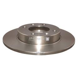 Тормозной диск (JP Group) 4163201500