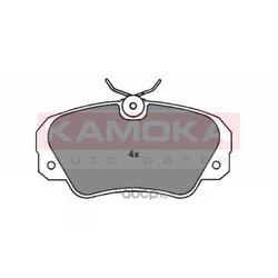 Комплект тормозных колодок, дисковый тормоз (KAMOKA) JQ1011372