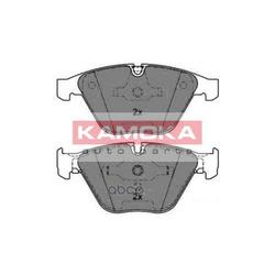 Комплект тормозных колодок, дисковый тормоз (KAMOKA) JQ1013256