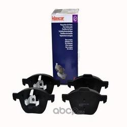 Комплект тормозных колодок, дисковый тормоз (Klaxcar) 24144Z