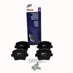 Комплект тормозных колодок, дисковый тормоз (Klaxcar) 24509Z