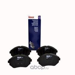 Комплект тормозных колодок, дисковый тормоз (Klaxcar) 24997Z