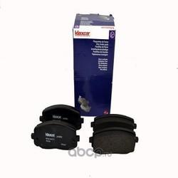 Комплект тормозных колодок, дисковый тормоз (Klaxcar) 24998Z