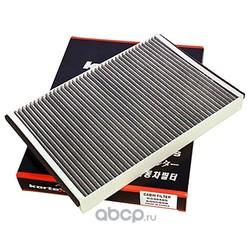 Фильтр салонный OPEL ASTRA G/H (DELPHI) угольный (KORTEX) KC0058S