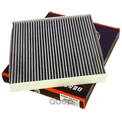 Фильтр салонный HONDA ACCORD VIII 03-/IX 08- угольный (KORTEX) KC0053S