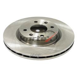 Диск переднего тормоза (вентилируемый) (KORTEX) KD0262