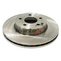 Диск тормозной TEXTAR (KORTEX) KD0286
