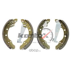 Комплект тормозных колодок (KORTEX) KS007STD