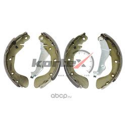 Колодки тормозные барабанные, комплект (KORTEX) KS023STD