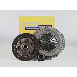 Комплект сцепления Renault ClioII, Megane, Laguna 1.4-1.6 (KraftTech) W07200B