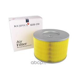 Фильтр воздушный KUJIWA 1780167060 TOYOTA (KUJIWA) KUB190