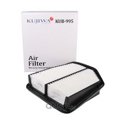 Фильтр воздушный KUJIWA 1378078K00 SUZUKI (KUJIWA) KUB995