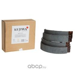 Колодки тормозные барабанные KUJIWA MN186120 MITSUBISHI (KUJIWA) KUD6737