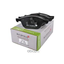 Колодки тормозные передние с пластинами KUJIWA 1809256 FORD (KUJIWA) KUF0365