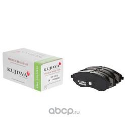 Колодки тормозные передние с пластинами KUJIWA 94566892 GENERAL MOTORS (KUJIWA) KUF0370