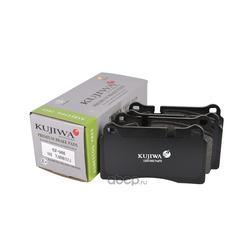 Колодки тормозные передние с пластинами KUJIWA 7L6698151J VAG (KUJIWA) KUF0486