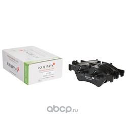 Колодки тормозные передние с пластинами KUJIWA A1644202220 MERCEDES BENZ (KUJIWA) KUF0500