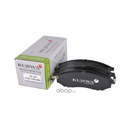 Колодки тормозные передние с пластинами KUJIWA 41060AR090 NISSAN (KUJIWA) KUF2444