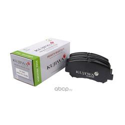 Колодки тормозные передние с пластинами KUJIWA K0Y13328Z MAZDA (KUJIWA) KUF25000