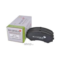 Колодки тормозные передние с пластинами KUJIWA 4605A471 MITSUBISHI (KUJIWA) KUF3414