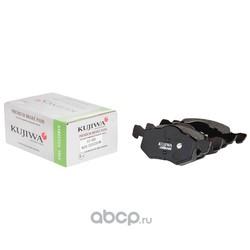 Колодки тормозные передние с пластинами KUJIWA 4588141 FORD (KUJIWA) KUF5805