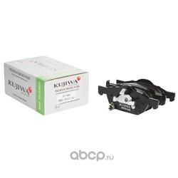 Колодки тормозные передние с пластинами KUJIWA 45022TL1G01 HONDA (KUJIWA) KUF8863