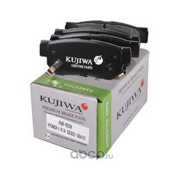 Задние тормозные колодки (Hyundai-KIA) 583022HA00
