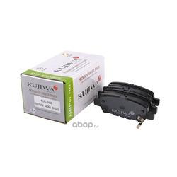 Колодки тормозные задние с пластинами KUJIWA 440608H385 NISSAN (KUJIWA) KUR2466