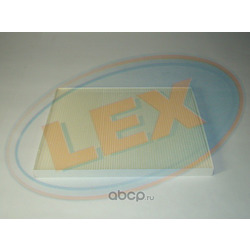 Фильтр салона (Lex) LS1631