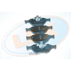 Колодки передние (Lex) 23202