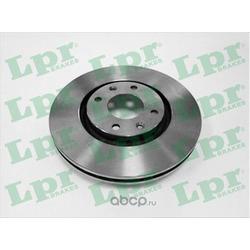 Тормозной диск (Lpr) P1003V