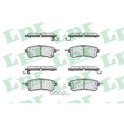 Комплект тормозных колодок, дисковый тормоз (Lpr) 05P1798